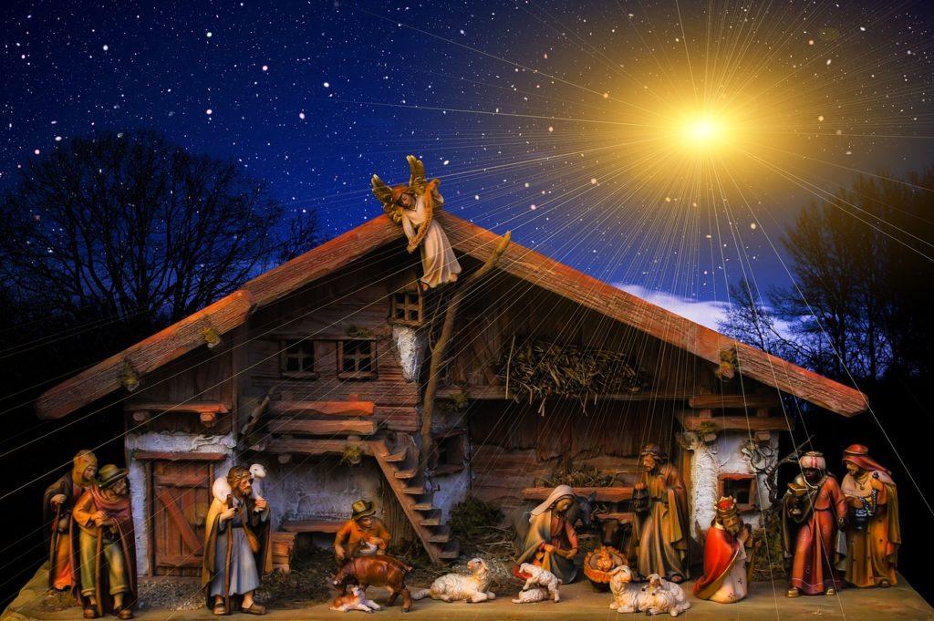 karácsony története gyerekeknek