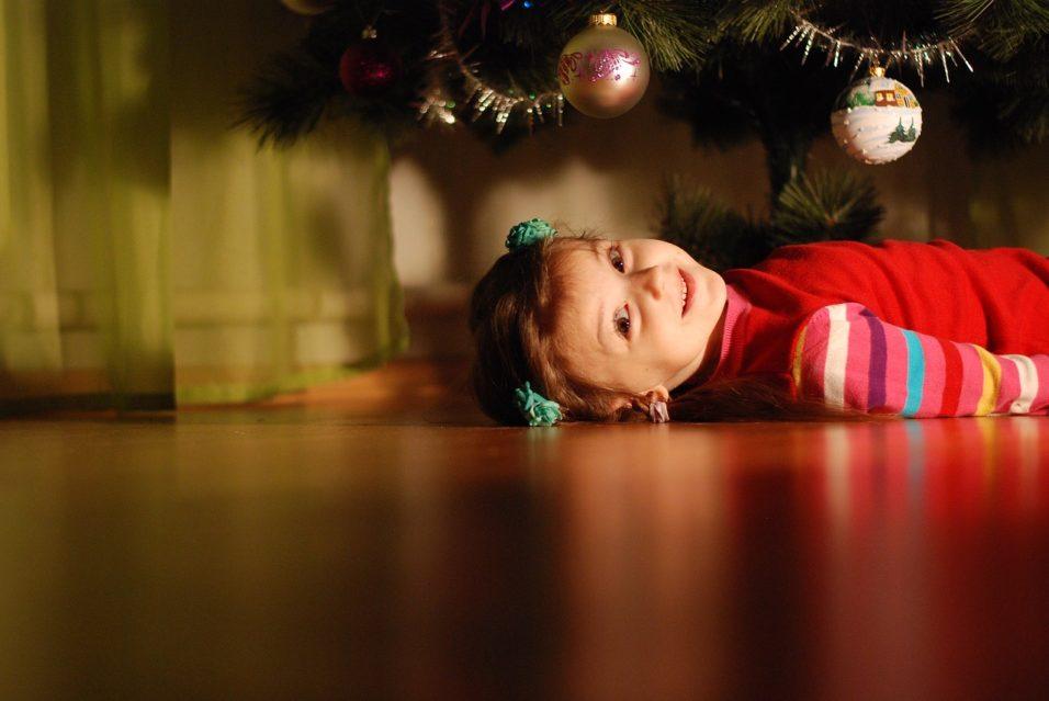 gyerek karácsony