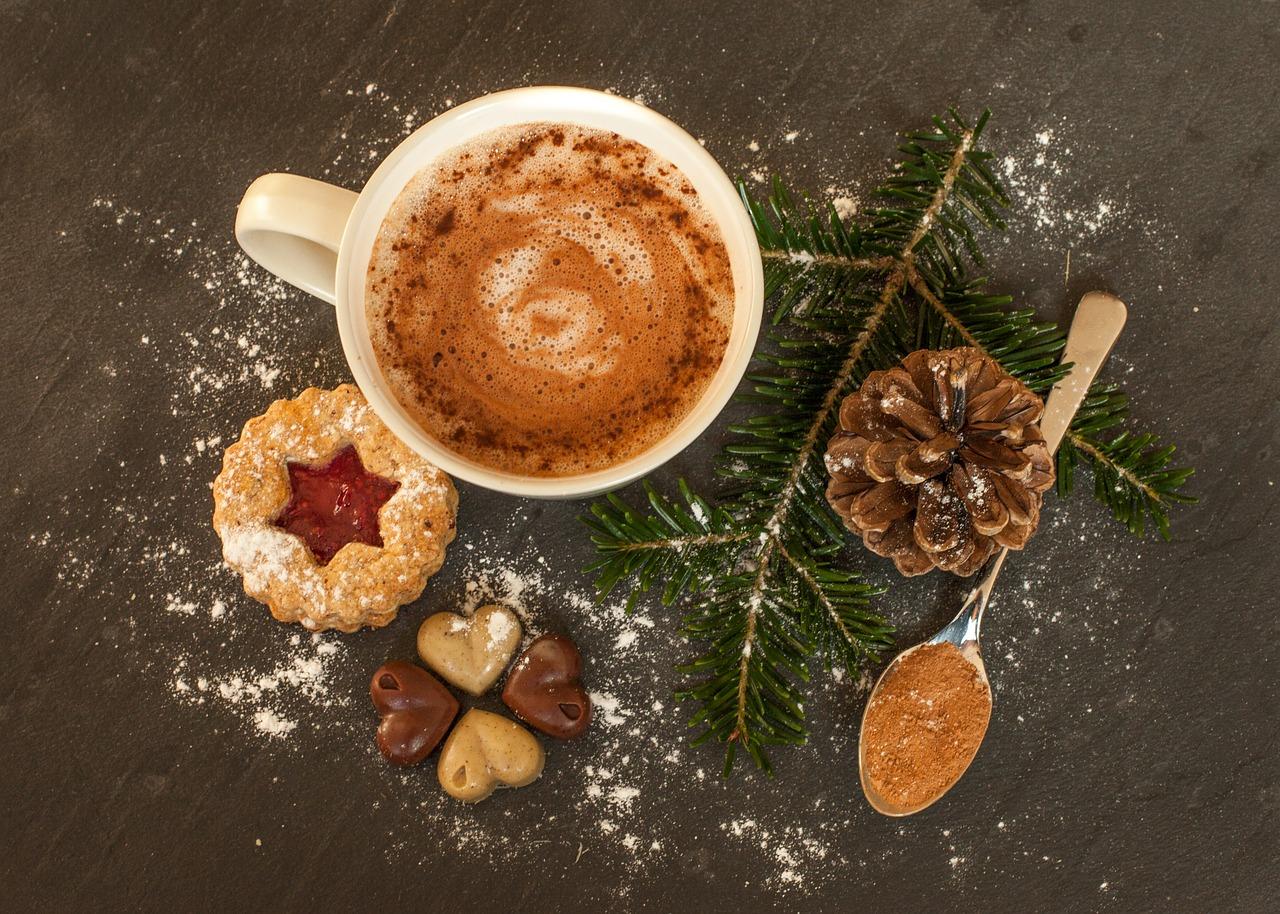 Adventi forró csoki