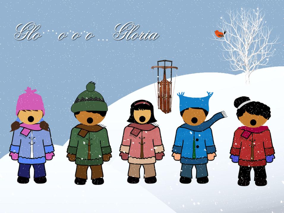 Karácsonyi dalok gyerekeknek