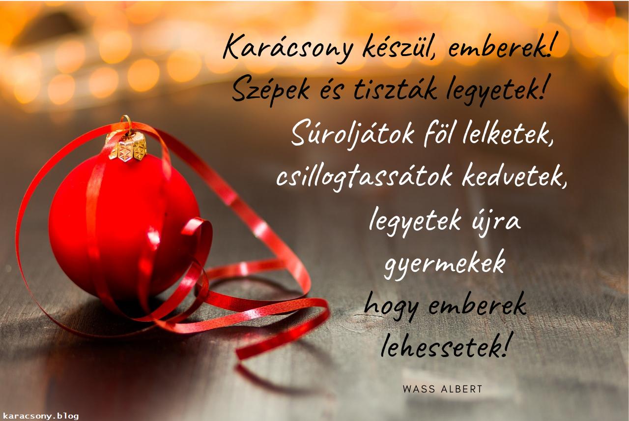 Karácsonyi idézetek, karácsonyi képek