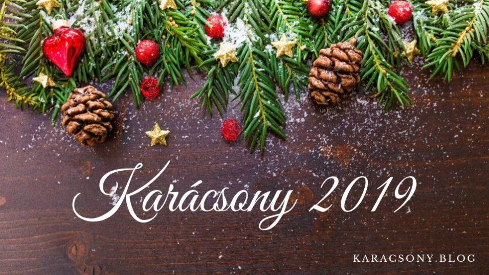 Karácsony 2019
