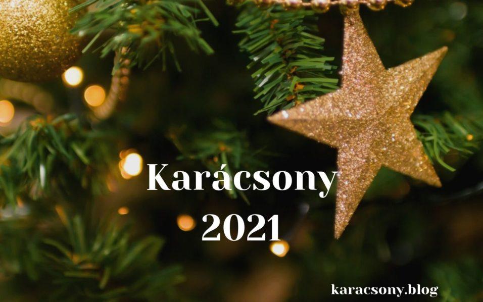 karácsony 2021