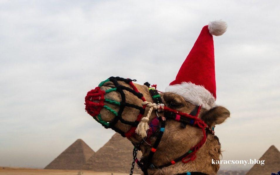 Karácsony Egyiptomban