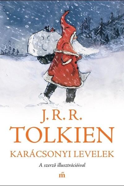 J. R. R. Tolkien: Karácsonyi levelek könyvborító