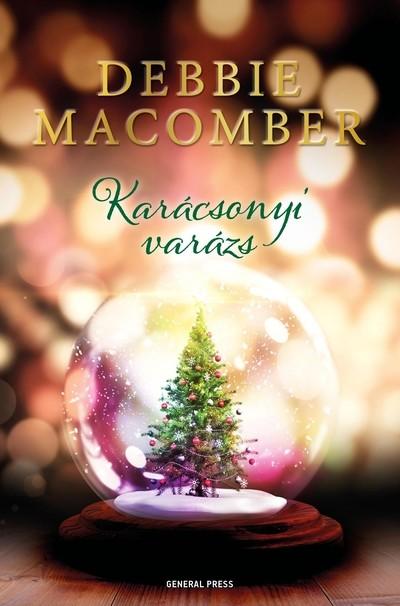Karácsonyi varázs könyvborító